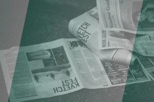 Перепутанные газеты