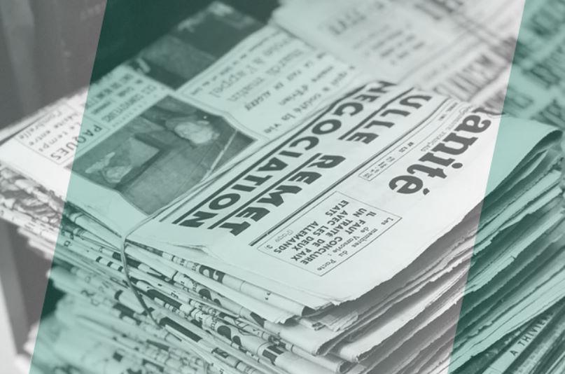 Игры и конкурсы с газетой в лагере