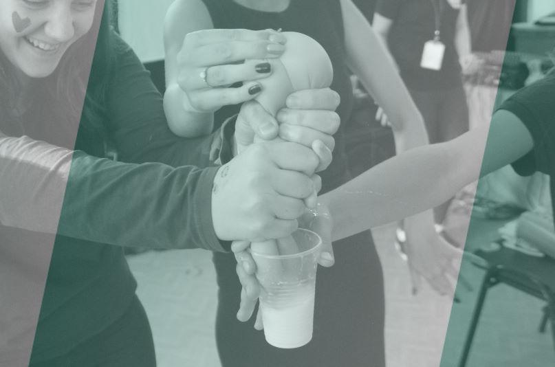 Молоко в перчатках Дойка конкурсы для зала на мероприятие